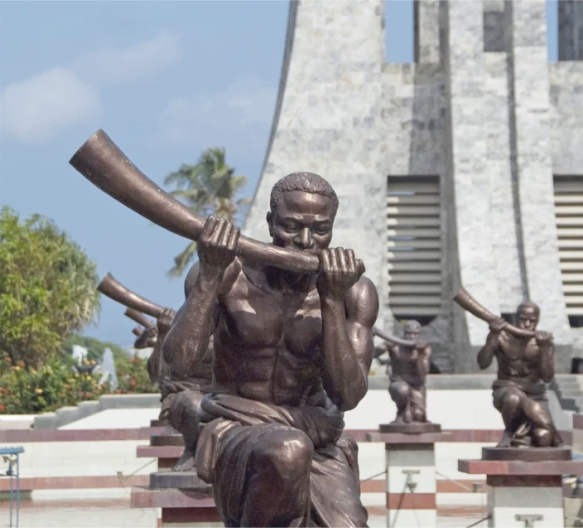 kwame nkrumah mausoleum and memorial park � high street � gacl